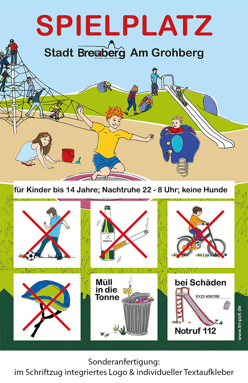2_Schild_Referenz_Breuberg-Spielplatzschild