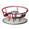 Spielplatz Karussel